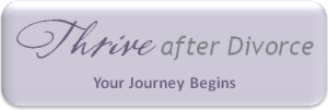 Thrive after Divorce-The Journey Begins Logo