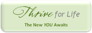 Thrive for Life - The New YOU Awaits Logo