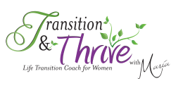Transition and Thrive with Maria