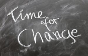 Change quotes: Is it time for a change?
