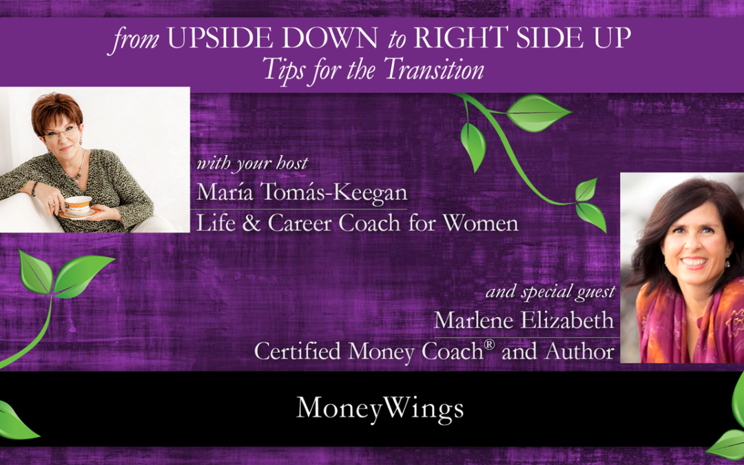 MoneyWings: A Conversation with Marlene Elizabeth