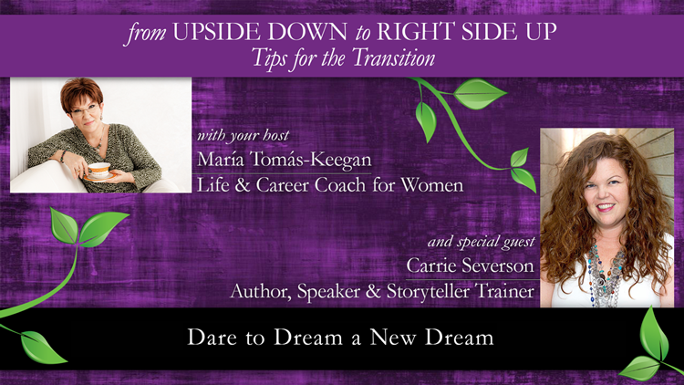 Dare to Dream a New Dream: A Conversation with Carrie Severson