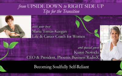 Becoming Soulfully Self-Reliant: A Conversation with Karen Nowicki