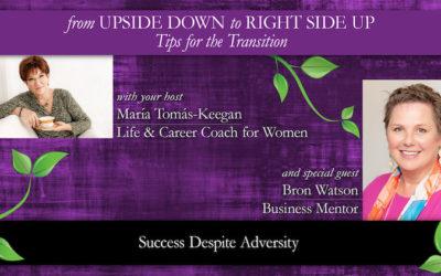 Success Despite Adversity: A Conversation with Bron Watson