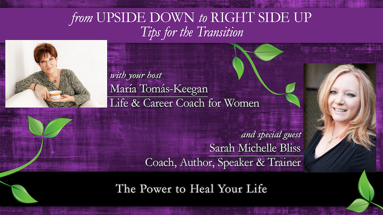 The Power to Heal Your Life with Sarah Michelle Bliss