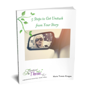 5 Steps to Get Unstuck from Your Story Cover
