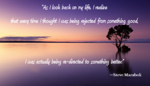 Divorce Quote about Faith by Steve Maraboli