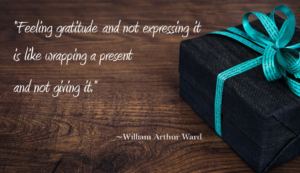 Divorce Quote about Gratitude by Arthur Ward