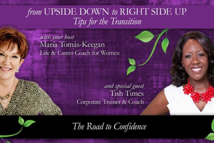The Road to Confidence: A Conversation with Tish Times