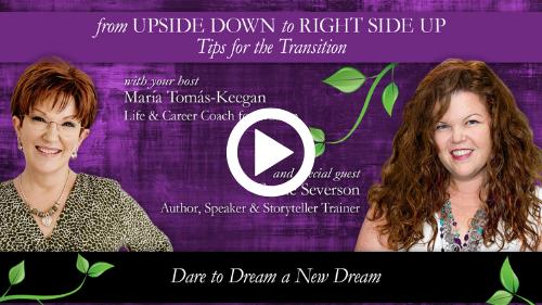 Carrie Severson Dare to Dream a New Dream