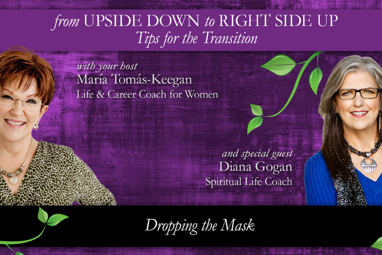 Dropping the Mask: A Conversation with Diana Gogan