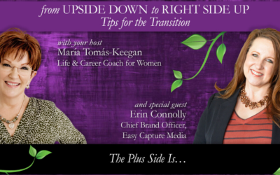 The Plus Side Is…: A Conversation with Erin Connolly
