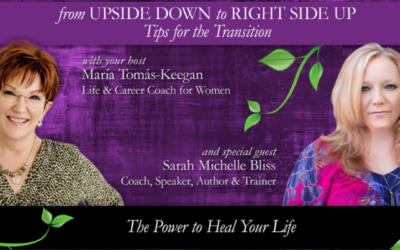 The Power to Heal Your Life: A Conversation with Sarah Michelle Bliss
