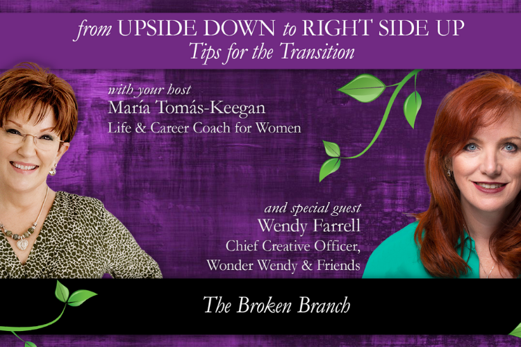 The Broken Branch: A Conversation with Wendy Farrell