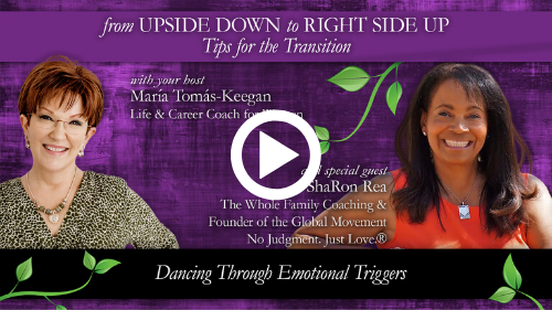 Dancing Through Emotional Triggers: ShaRon Rea
