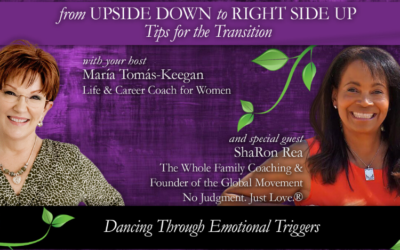 Dancing Through Emotional Triggers: A Conversation with ShaRon Rea