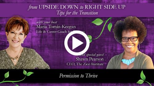Permission to Thrive: Shawn Pearson