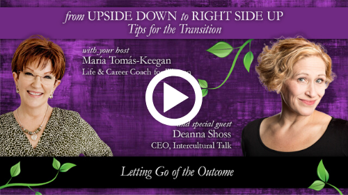 Letting Go of the Outcome: Deanna Shoss