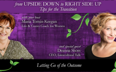 Letting Go of the Outcome: A Conversation with Deanna Shoss