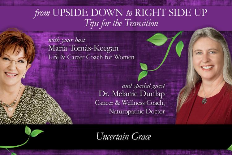 Uncertain Grace: A Conversation with Dr. Melanie Dunlap