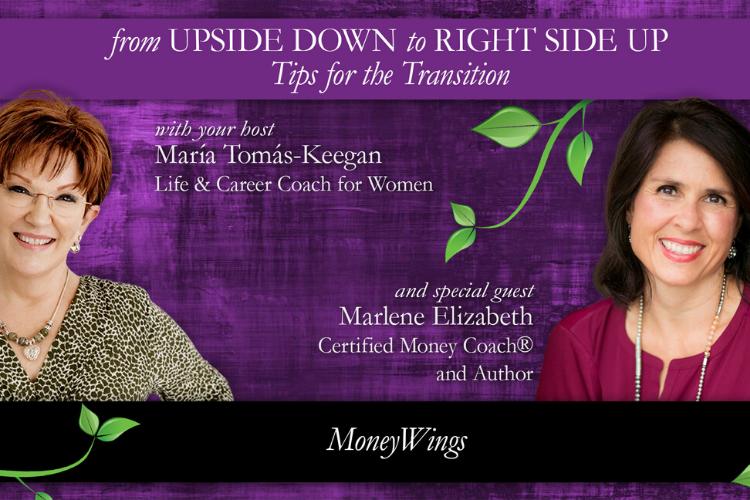 Money Wings: A Conversation with Marlene Elizabeth